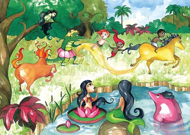 Folclore Brasileiro 22 de Agosto