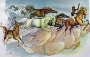 Folclore brasileiro 22 de Agosto – mitos, lendas, contos e crenças. Negrinho do Pastoreio
