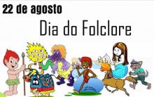 Folclore Brasileiro Desenhos – Para Imprimir e Colorir