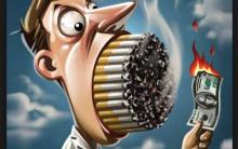 Tabagismo, Cigarro, Fumo, Sintomas e Morte – Tratamento para ficar liberto do vício.
