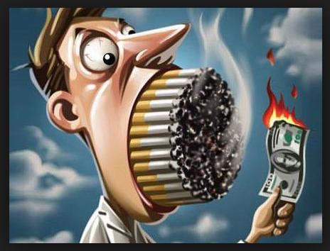 Tabagismo, Cigarro, Fumo, Sintomas e Morte - Tratamento para ficar liberto do vício.