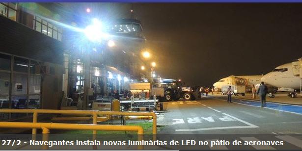 Consulta de Horário de vôos Infraero. Imagem