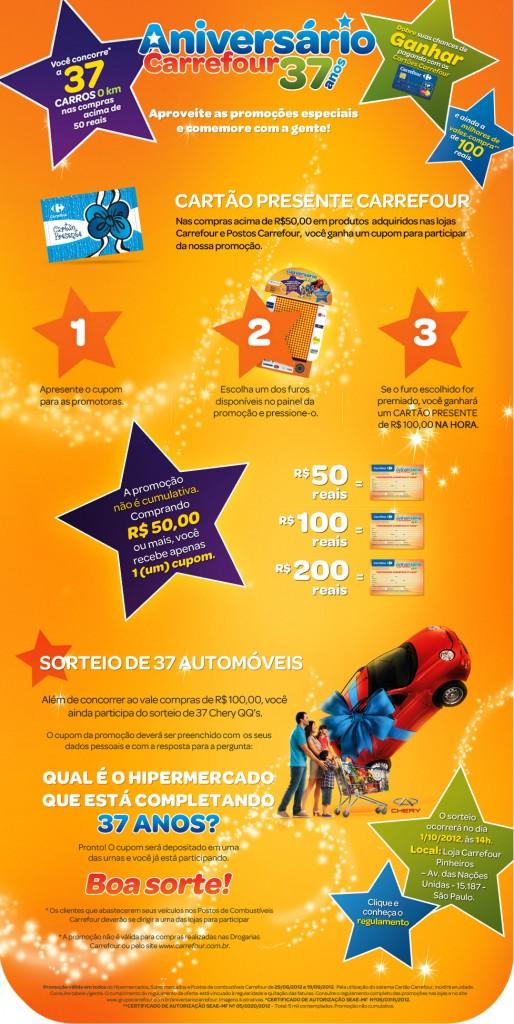 Promoção Carrefour