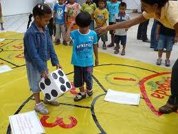 Equitação Lúdica - Brincadeiras e Brinquedos Lúdicos, Estímulo á Saúde. Brincando com dados