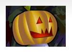 Jogos Online Grátis Halloween. Abóbora Guerra