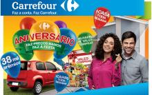 Resultado do Aniversario da Promoçao Carrefour 37 anos 2012