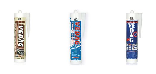 Vedag Super – Adesivo Vedante Elastoméricas De Alta Resistência. Fixa e Cola