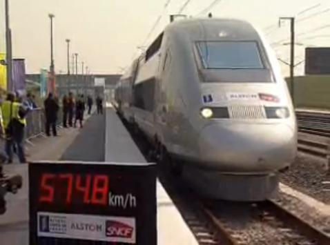 Trem Bala A 350 Km Por Hora