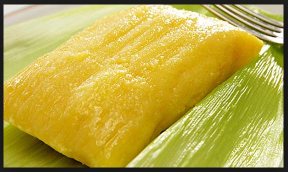 Receita Tradicional De Pamonha Com Milho Verde Fresco, Doce Ou Salgada - Que Delícia. Pamonha pronta