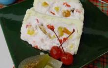 Receita Mais Você Programa Ana Maria Braga – Sobremesa Imperial, 04/12/2012, Fotos, Receita e Preparo