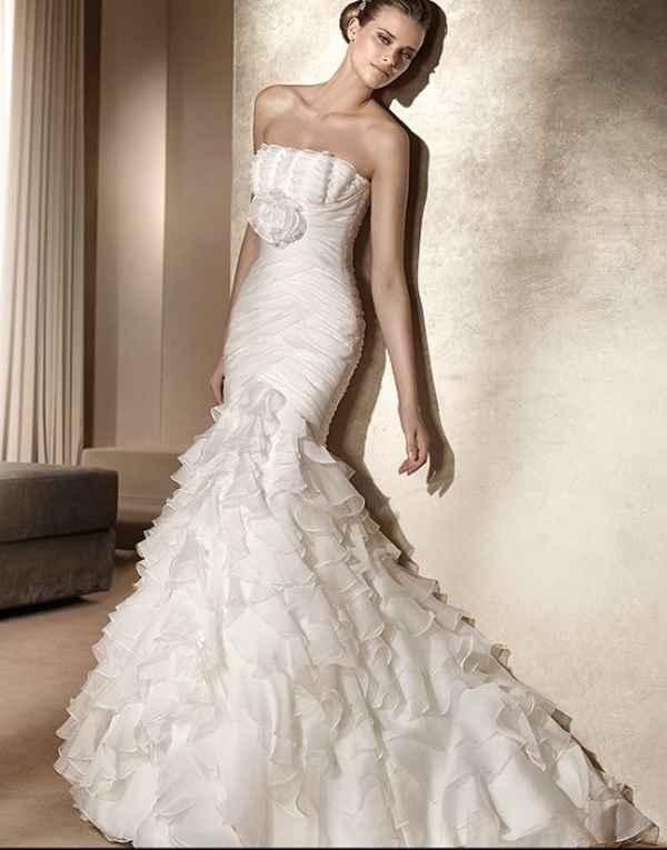 Vestido De Noiva Com Tecido Organza - Dicas e Fotos