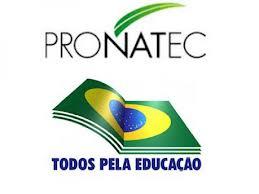 Cursos Gratuitos Pronatec 2013 – Inscrições