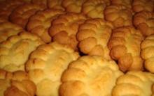 Biscoitinhos Feito Com Cascas de Laranja.