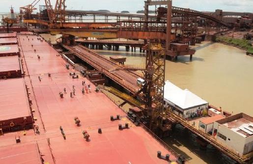 O Maior Navio Cargueiro Do Mundo Para Produtos Sólidos É Brasileiro – Confira.