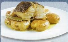 Receita Suculenta De Bacalhau da Noruega à Lagareiro – Que Delícia.