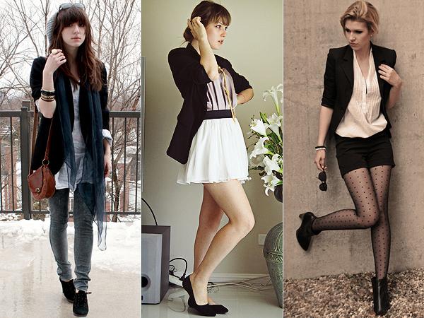 Modelos De Blazer Feminino Outono/Inverno 2013 – Onde Comprar, Preço e Fotos