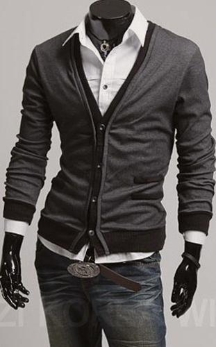 Modelos de Cardigan Masculino Inverno 2013 – Fotos, Dicas e Onde Comprar