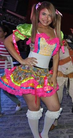 vestido festa junina 1