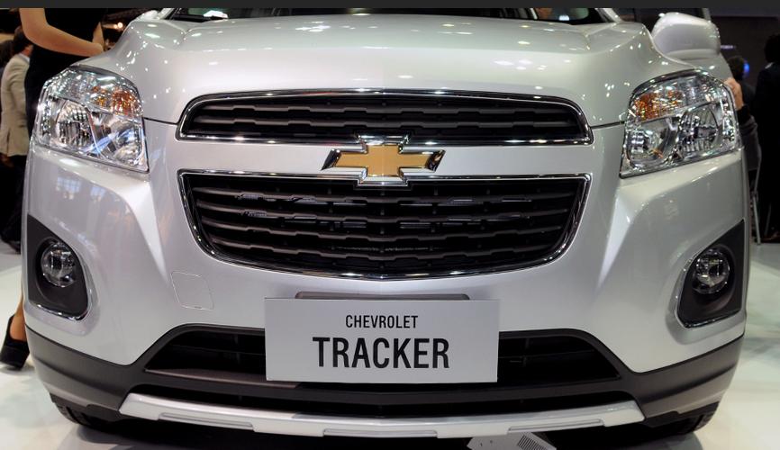 4Chevrolet tracker 2014 – um veiculo com tecnologia do homem para homem