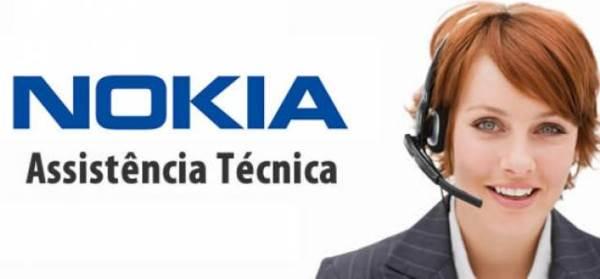 Assistência Técnica da Nokia – Endereços e Contatos