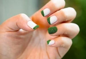 unhas-caviar-verde
