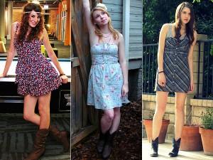 botas-texanas-vestidos