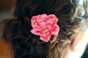 flor-tecido
