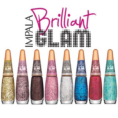 Coleção Brilliant Glam Impala – Fotos e Onde Comprar
