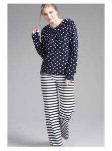 pijama-azul-listras-bolinhas