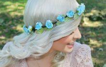 Tiara de Flores – Fotos, Passo a Passo e Vídeo