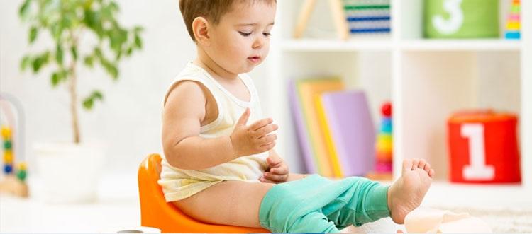 Como Tirar o Bebê das Fraldas - Dicas