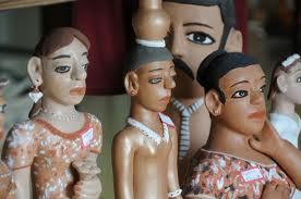 argila-bonecos