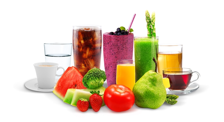 bebidas para dietas