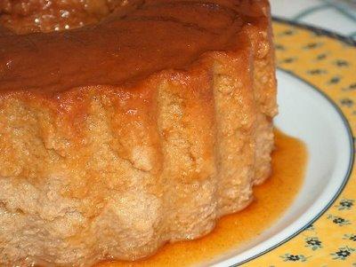 Como Fazer Pudim de Pão Francês- Receita Ana Maria Braga em 23/09/2013