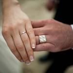 Significado da aliança de casamento.