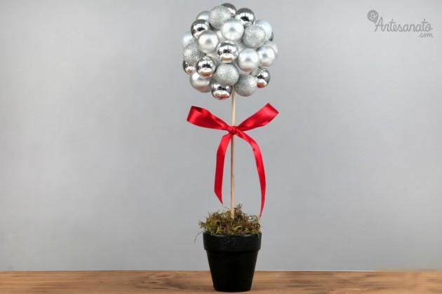 Artesanato Bolinhas de Isopor – Ideias, Fotos e Como Fazer