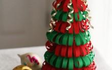 Ideias de Como Fazer Árvore de Natal Artesanal – Fotos, Dicas e Passo a Passo