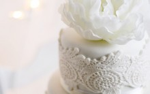 Tendência Bolo de Casamento Confeitados com Renda – Fotos e Como Fazer
