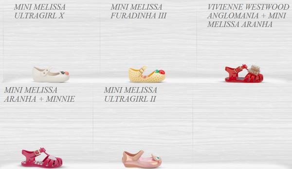 Nova Coleção Melissa Verão 2014 – Fotos, Modelos e Onde Comprar
