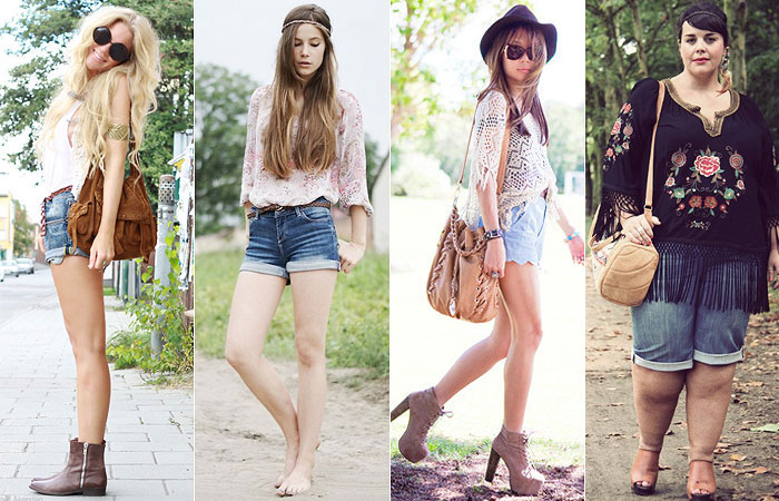 estilo-boho-shorts