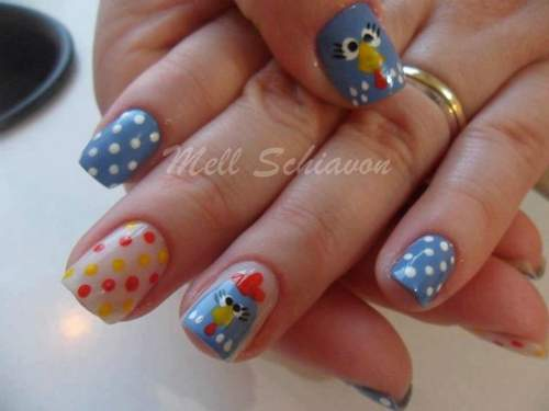 galinha-pintadinha-unhas