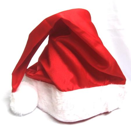 Gorro de Papai Noel Feito de Artesanato – Material Usado e Como Fazer