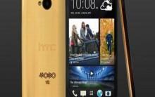 Smartphone de Ouro HTC One – Especificações e Preço