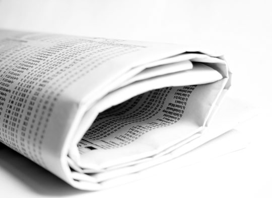 Ideias de Artesanato Feito de Jornal – Fotos, Dicas e Vídeo Passo a Passo