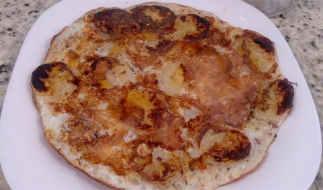 Omelete Doce Light Para Café da Manhã – Receita