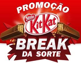 Promoção Break da Sorte Kit Kat – Como Participar