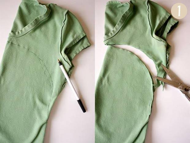 Dicas Para Reaproveitar Camisetas Velhas – Como Fazer