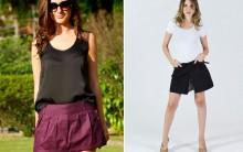 Como Usar Shorts-Saia – Dicas e Onde Comprar