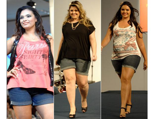shorts-plus-size