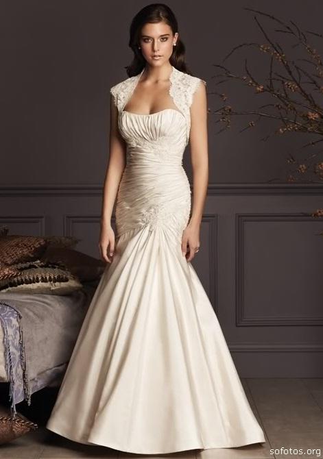 Moda Vestido de Noiva Off-White – Fotos, Dicas e Onde Comprar